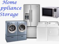 home appliance storage