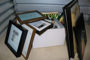 StorAmerica Self Storage frames pictures prints