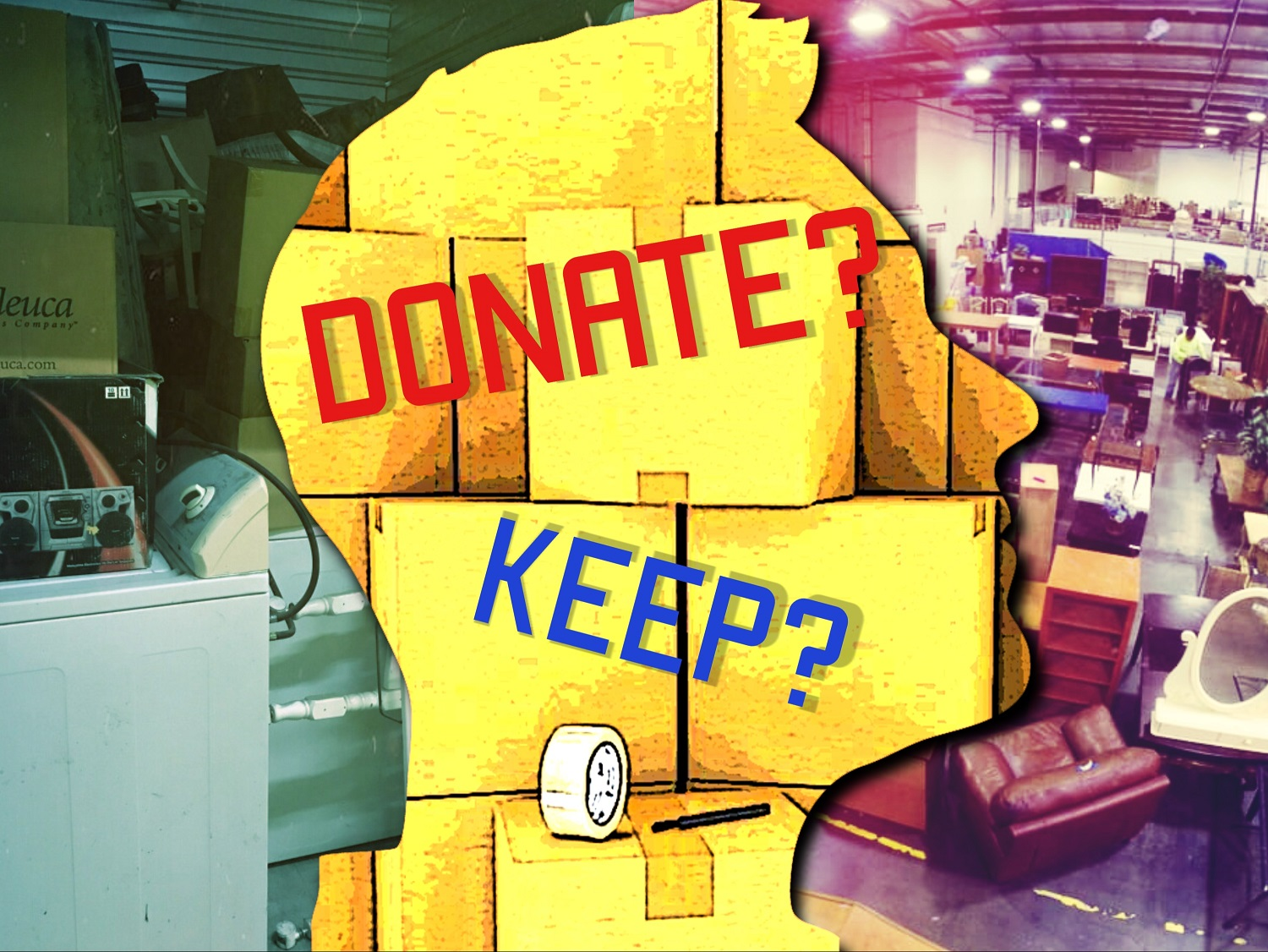 Donate or Keep