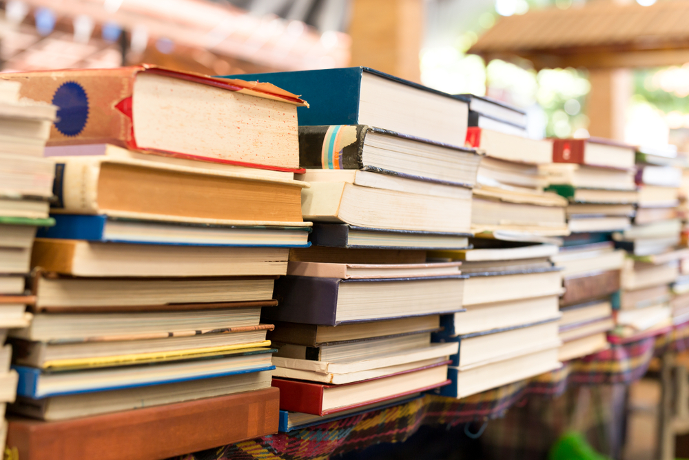 garage-sale-books-available