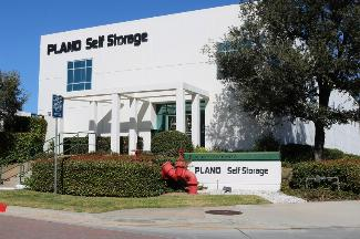 storamerica plano self storage entrance exterior main