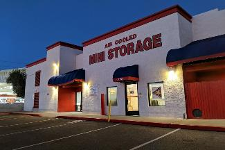 StorAmerica Self Storage Phoenix 52nd St Main
