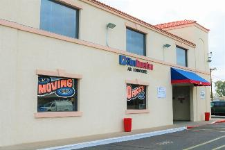 StorAmerica Self Storage Scottsdale Thomas Main