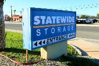 storamerica statewide self storage facility property sign