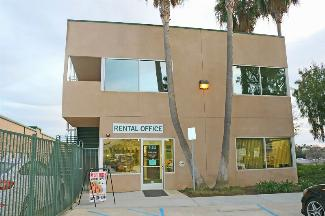 storamerica carlsbad airport self storage front office exterior