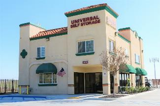 Universal Self Storage Highland-1-Front-office-exterior