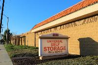 storamerica san bernardino universal self storage facility property sign