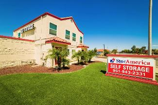 storamerica perris self storage facility main