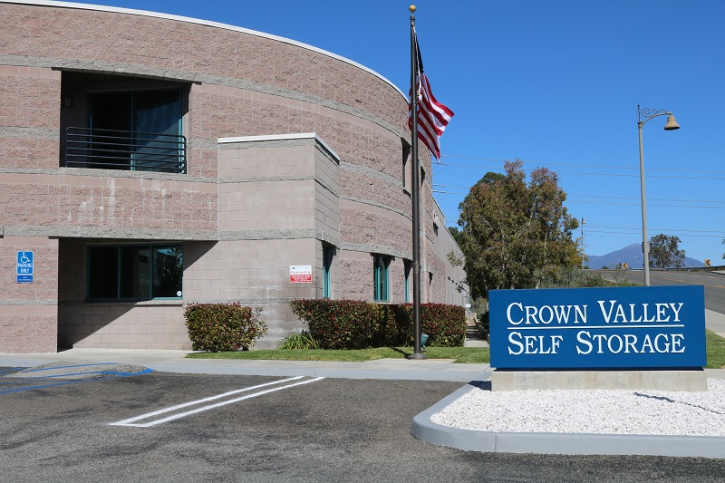 Storage Units In Mission Viejo Ca On Center Drive Crown Valley Self Storage