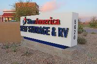 StorAmerica Self Storage Northern Peoria Sign