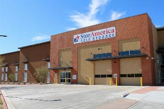 StorAmerica Self Storage DC Ranch Scottsdale Main