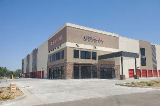 StorAmerica Camelback Self Storage Facility Main